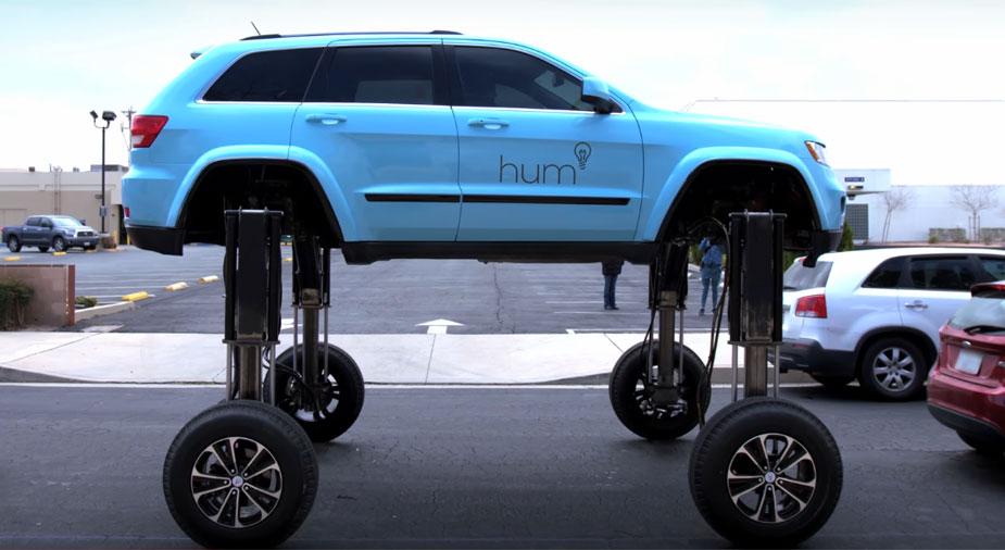 Verizon'dan trafikten bunalanları heyecanlandıran araç