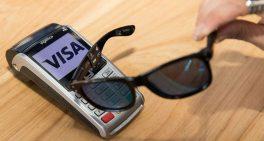 Visa'dan temassız ödeme desteği sunan güneş gözlüğü