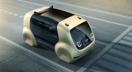"""Volkswagen """"tekerlekli oturma odası"""" Sedric'i tanıttı"""