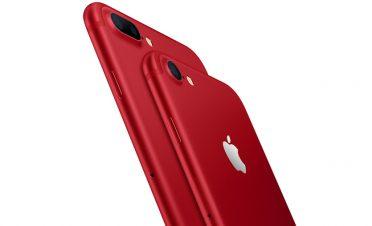 Kırmızı iPhone 7'ler Vodafone Red avantajlarıyla geliyor