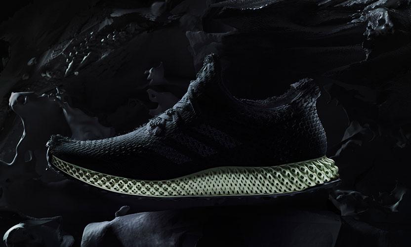 Adidas, 3D yazıcılarla üretilen Futurecraft 4D'yi tanıttı