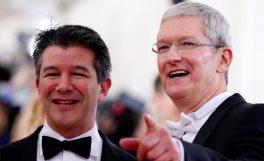 Apple'ın CEO'su Tim Cook'tan Uber'e gözdağı