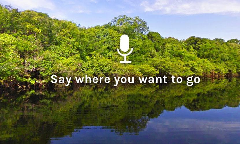 Google VR'ı evinize getirdi: Olduğunuz yerden dünyayı dolaşın!