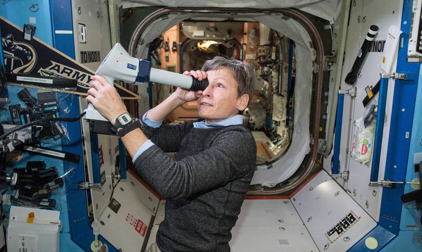 NASA ve Amazon bir ilke imza atıyor