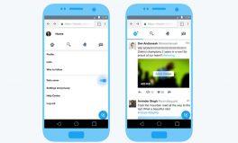 Telefonunuzu hafifletecek deneyim: Twitter Lite