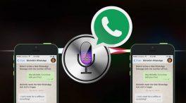 WhatsApp'a yeni güncelleme: Siri, WhatsApp mesajlarını sesli okuyacak