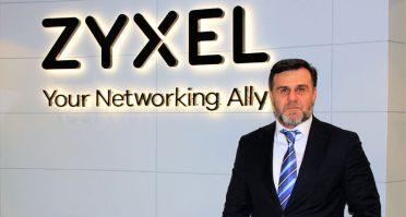 Zyxel'e yeni genel müdür