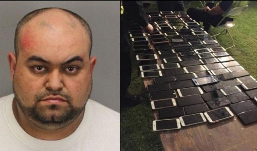 """""""iPhone'umu Bul"""" uygulaması hırsız yakalattı"""