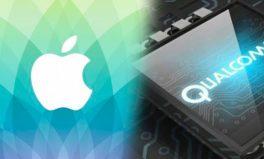 Qualcomm, Apple'a dava açtığını duyurdu