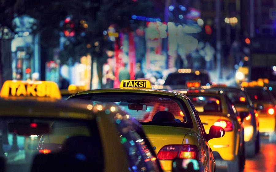 """İstanbul'da takside İstanbulkart dönemi: """"İTAKSİ"""" hizmete başlıyor"""