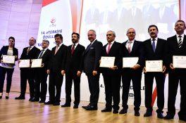 14. eTürkiye (eTR) ödülleri sahiplerini buldu