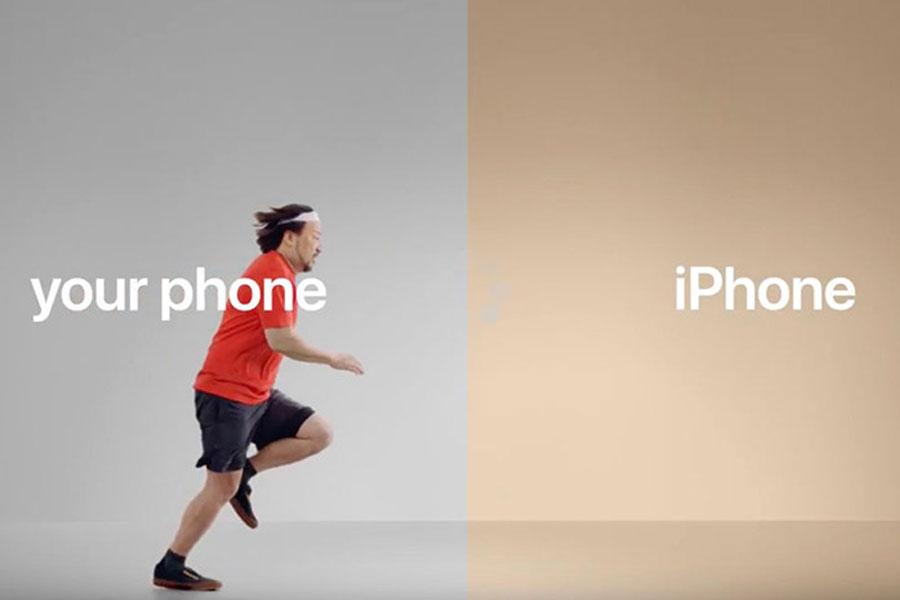 Apple'ın yeni reklamları Android kullanıcılarını hedef aldı