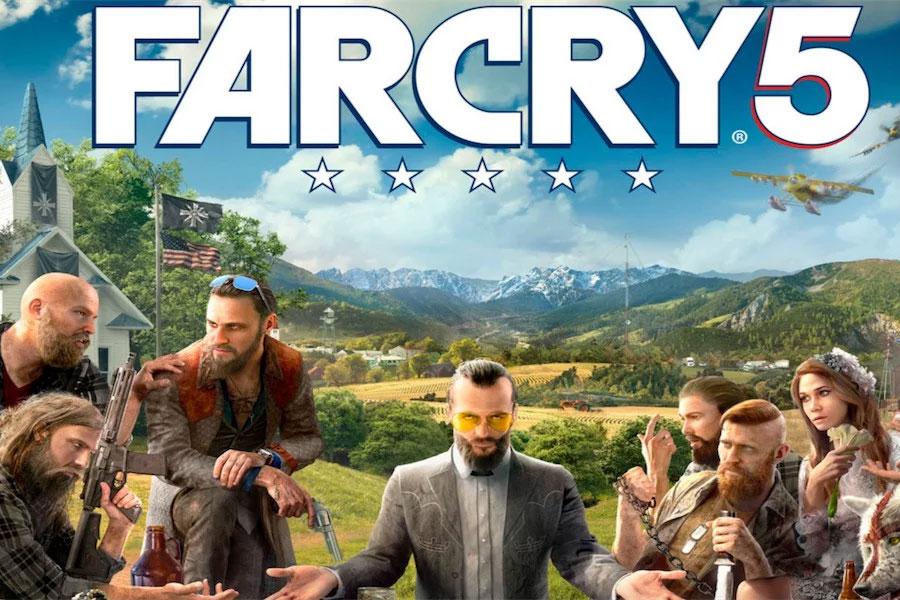 Far Cry 5 hakkında her şey