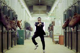 Gangnam Style'ı söyleyen Psy'ye YouTube'dan ödül