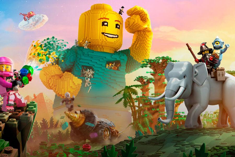 """İlk Türkçe alt yazı destekli oyun """"LEGO Worlds"""" satışta"""