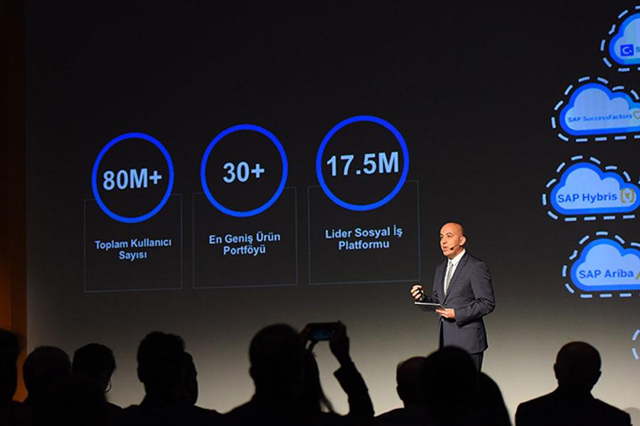SAP'den buluta 5 yılda 50 milyon dolarlık yatırım