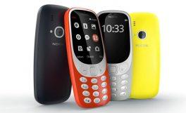Sahalara geri dönen Nokia 3310 sonunda satışta