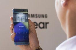 Samsung Galaxy S8'in iris tarayıcısı hacklendi