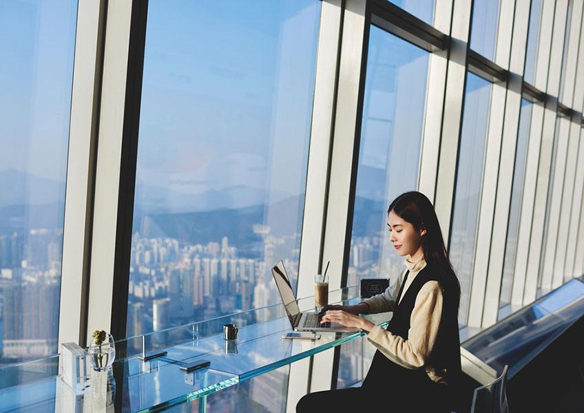 Asya'da bankacı olmak
