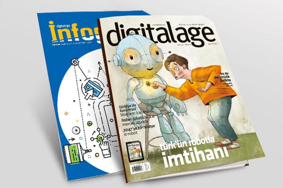 Digital Age Haziran sayısı çıktı!