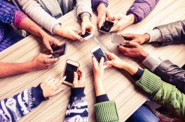 Dünyada 5 milyar mobil abone var