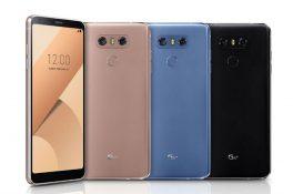 LG G6+yeni özellikleriyle daha güçlü geliyor