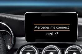 """Mercedes """"me connect"""" ile şimdi çok akıllı [Video]"""