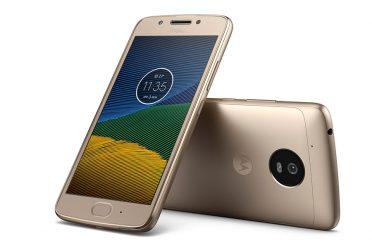 Motorola ailesine yeni üye: Yeni Moto G5
