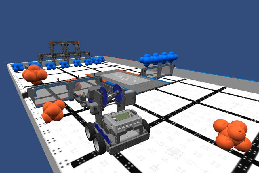 Robotik STEAM için en değerli alan