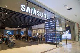 """Samsung'un dünyadaki ilk """"deneyim"""" mağazası Emaar Square Mall'da açılıyor"""