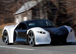 Tesla'ya rakip: Dünyanın en hızlı elektrikli otomobili