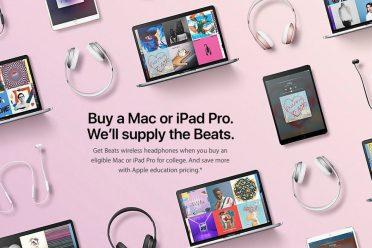 Apple'dan öğrencilere Beats kulaklık hediyesi