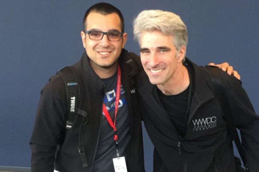 Apple'ın dünyadan seçtiği 13 öğrenciden biri Türk