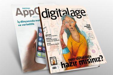 Digital Age Temmuz sayısı çıktı!