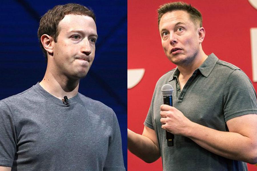 Musk'tan Zuckerberg'e sert yanıt: Bu konudaki bilgin sınırlı