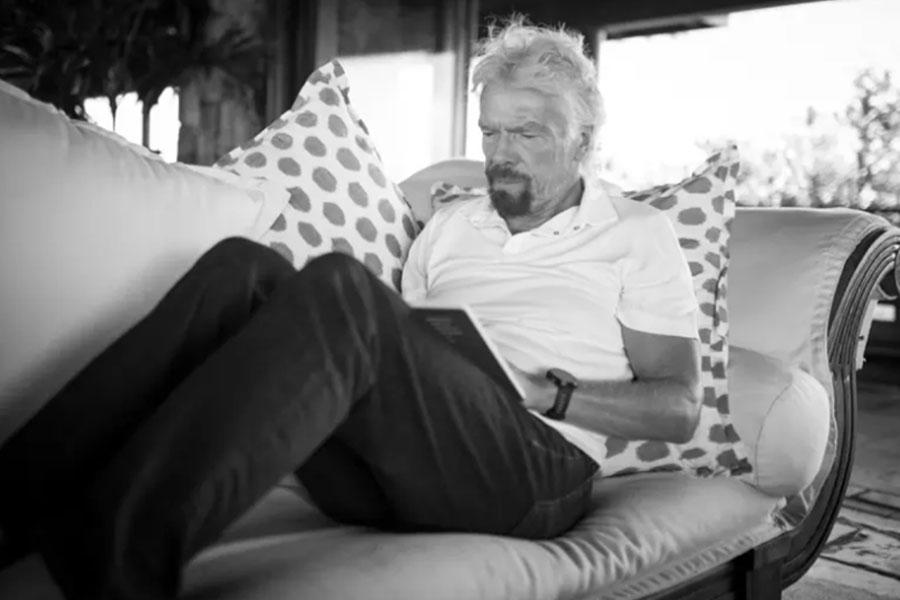 Richard Branson 10 maddede işlerini nasıl hallediyor?