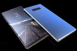 Samsung Galaxy Note 8'in çıkış tarihi belli oldu!
