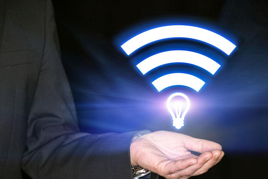 Yakında led ampüllerle internete bağlanılabilecek