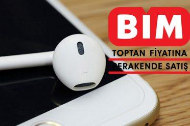 BİM, orjinal Apple ürünleri satıyor!