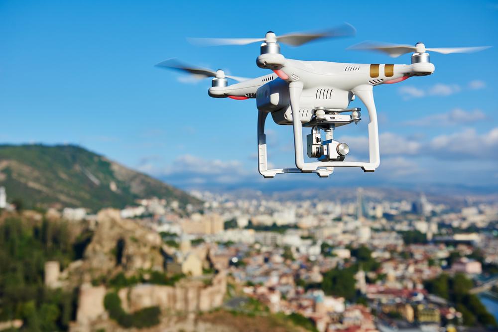 Erzincan'da drone'lu kurban yakalama ekibi