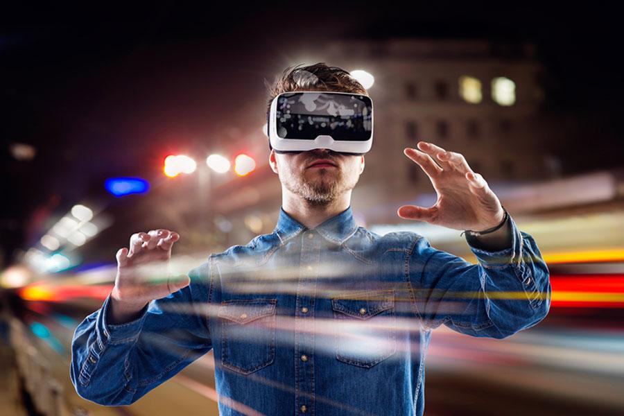 Günümüzde sanal gerçeklik teknolojileri