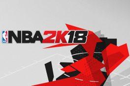 NBA 2K18'den resmi video