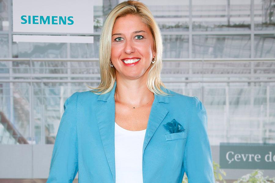 Siemens'e üst düzey atama