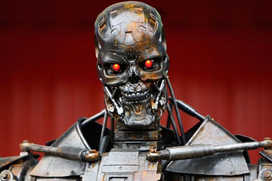 Uzmanlardan 'katil robot' uyarısı