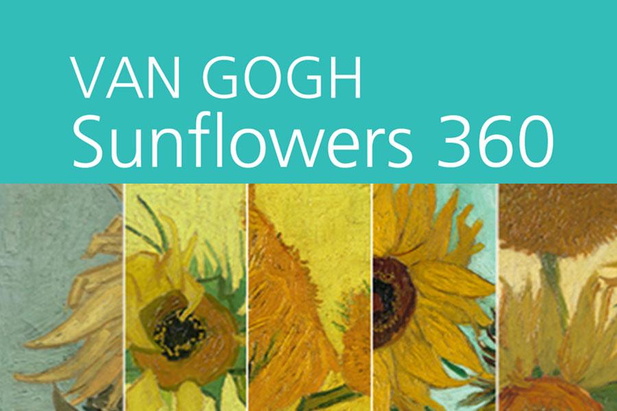 """Van Gogh'un """"Ayçiçekleri,"""" 360 ve VR deneyimiyle Facebook'a geliyor"""