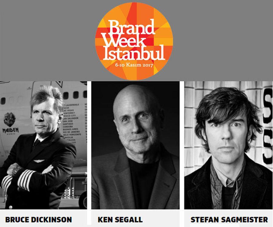 Efsaneler Brand Week Istanbul'da buluşuyor