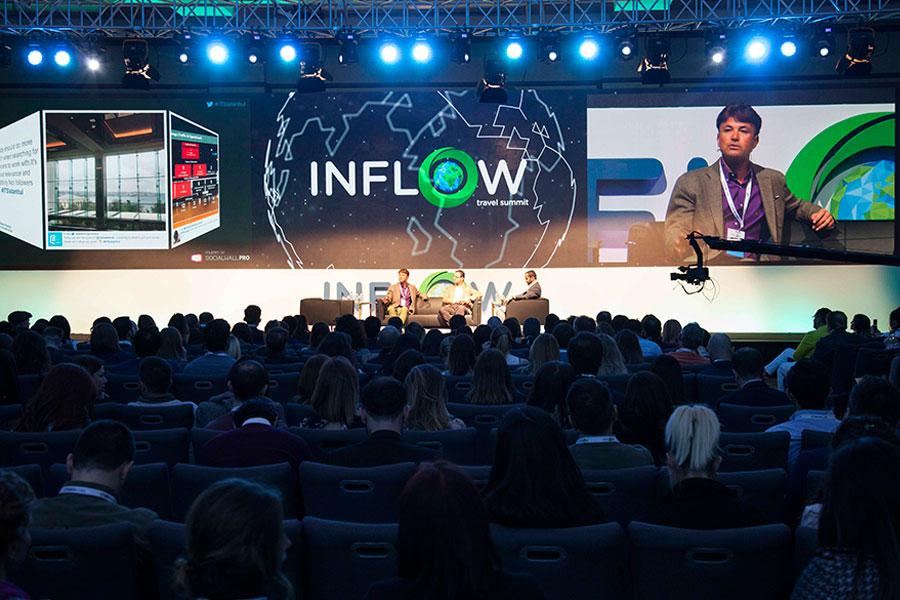 Sosyal medya fenomenleri INFLOW Summit'de buluşuyor