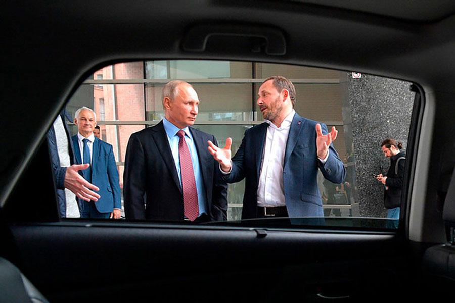 Putin'den Yandex CEO'suna şaşırtan soru