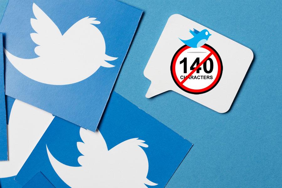 Twitter karakter sayısında önemli değişiklik
