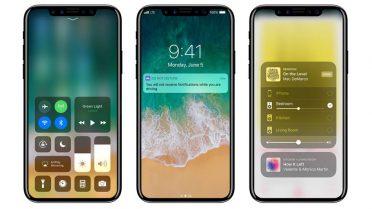iPhone X hakkında son detaylar